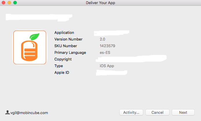 How to deliver your IPA file to AppStore – Mobincube