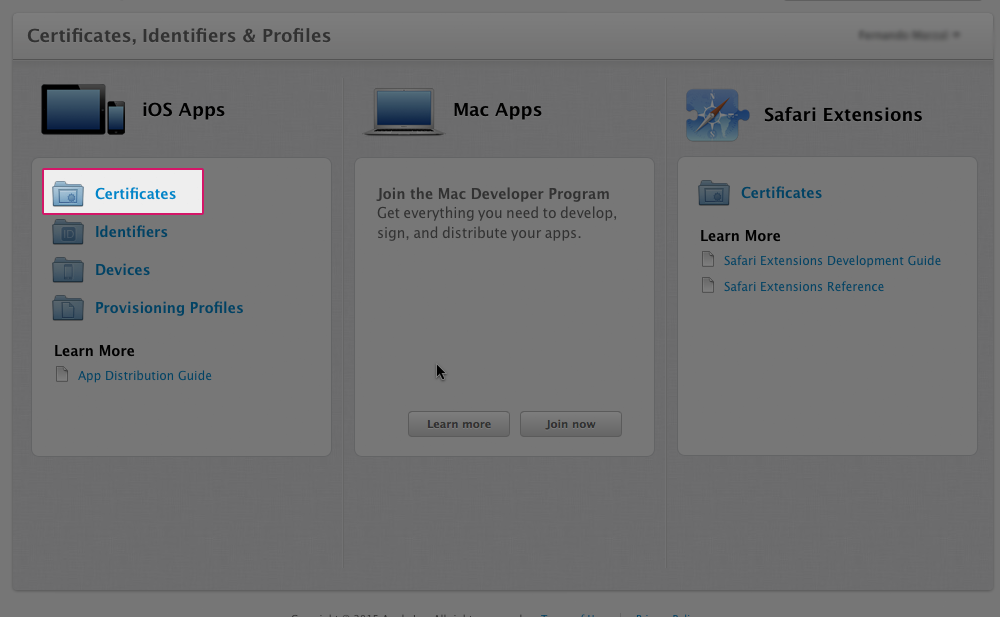 How to get the  p12 file and provisioning profile for